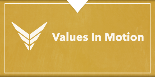 Values in Motion