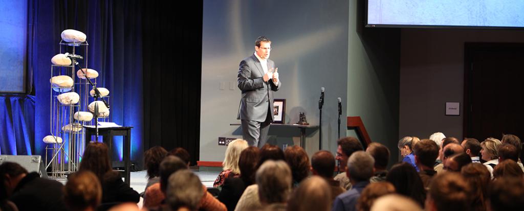 Jim Finwick Keynote Speaker